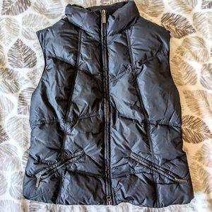 ADD Black Down Puffy Vest